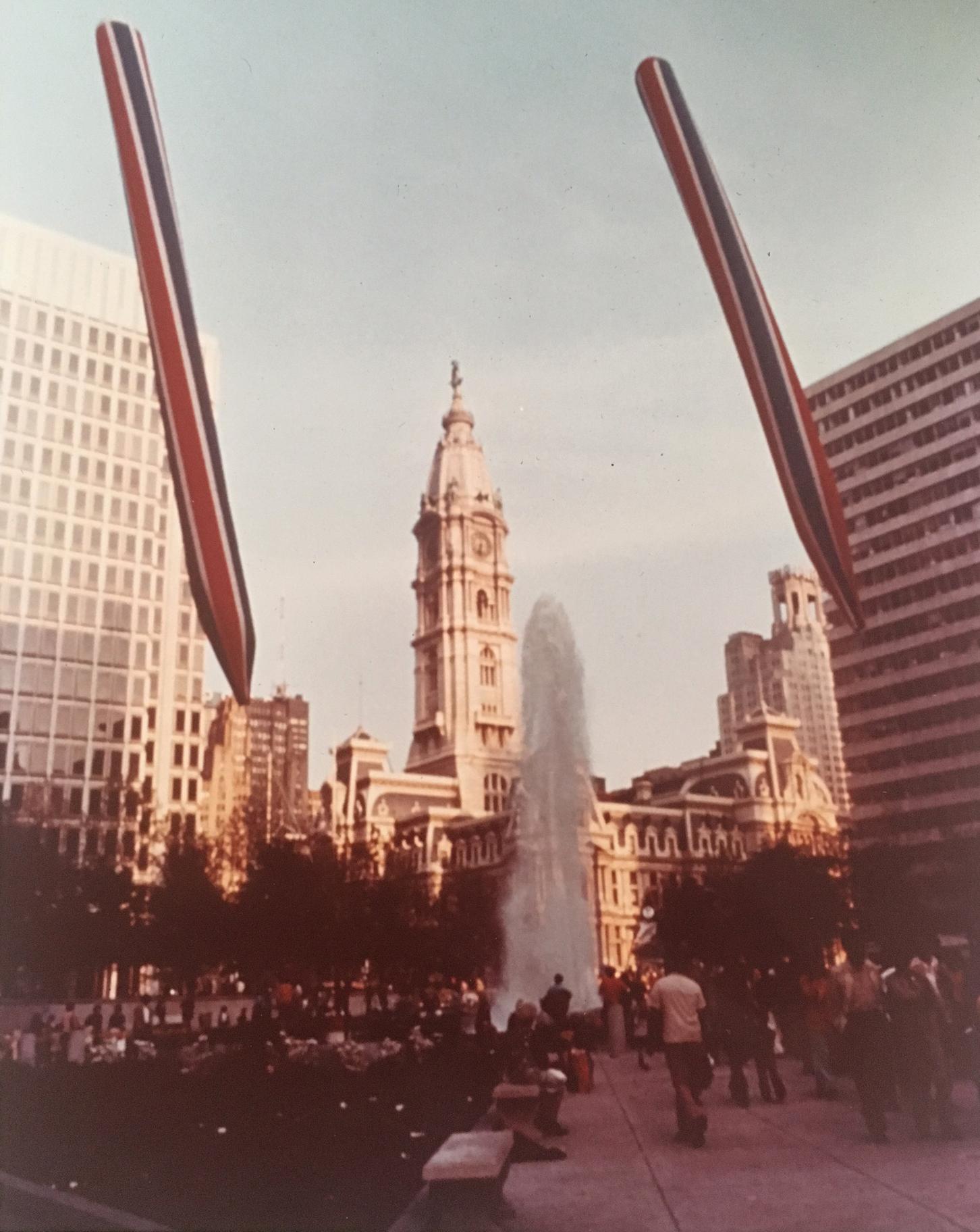 Remo Saraceni 1976 Bicenntenial_Philadelphia
